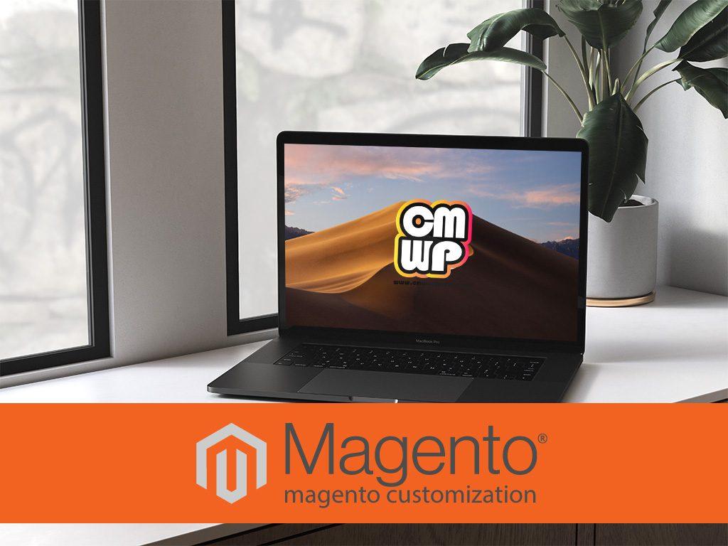 รับทำ เว็บไซต์ magento
